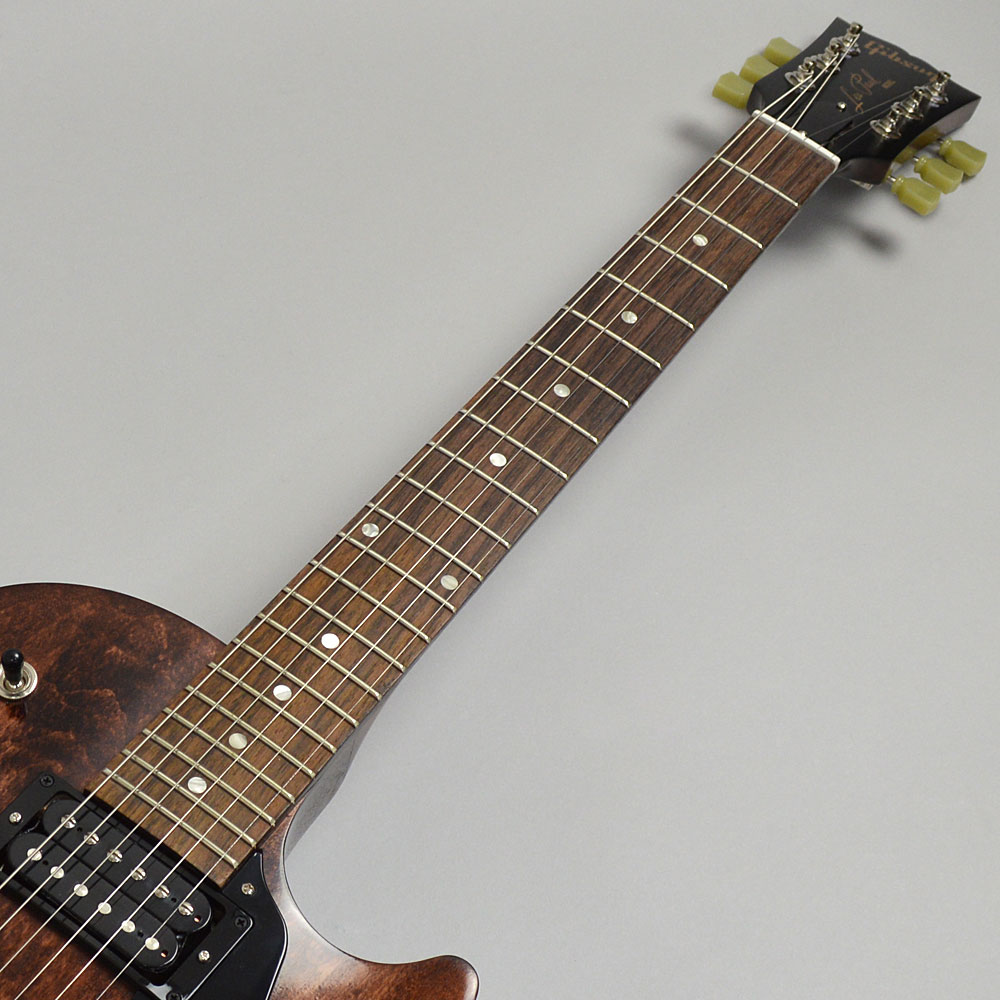 Les Paul Faded 2017 T Worn Brownの指板画像