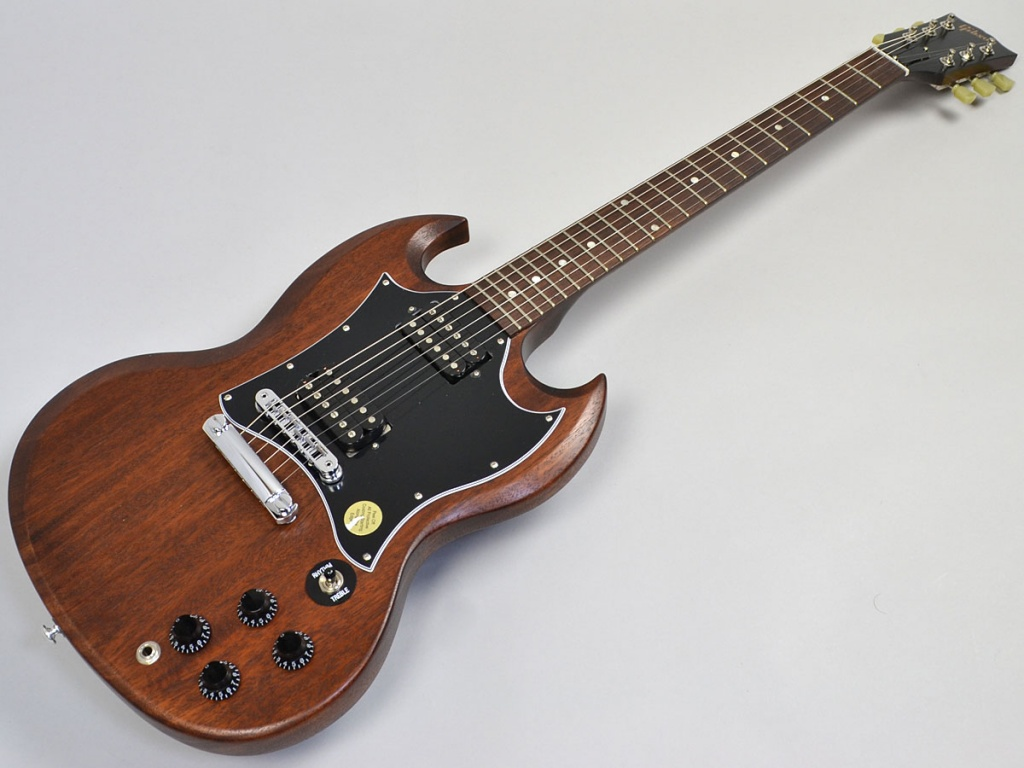 SG Special Faded 2016 Worn Brown