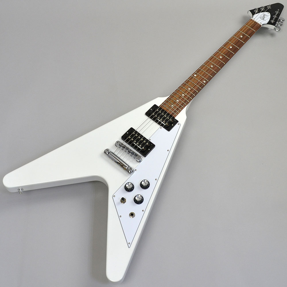 Flying V 2017 T Alpine Whiteの全体画像(縦)