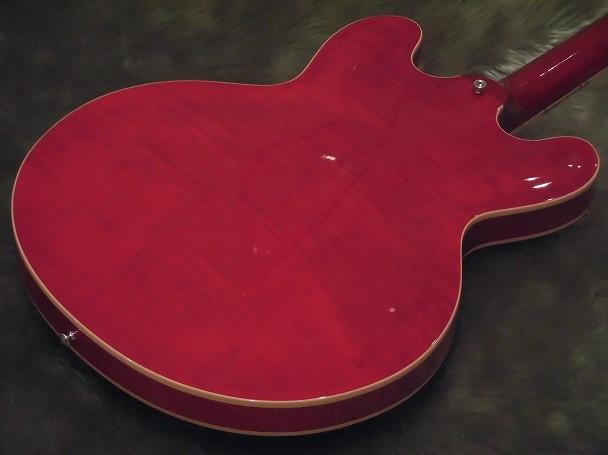 ES-335のボディバック-アップ画像