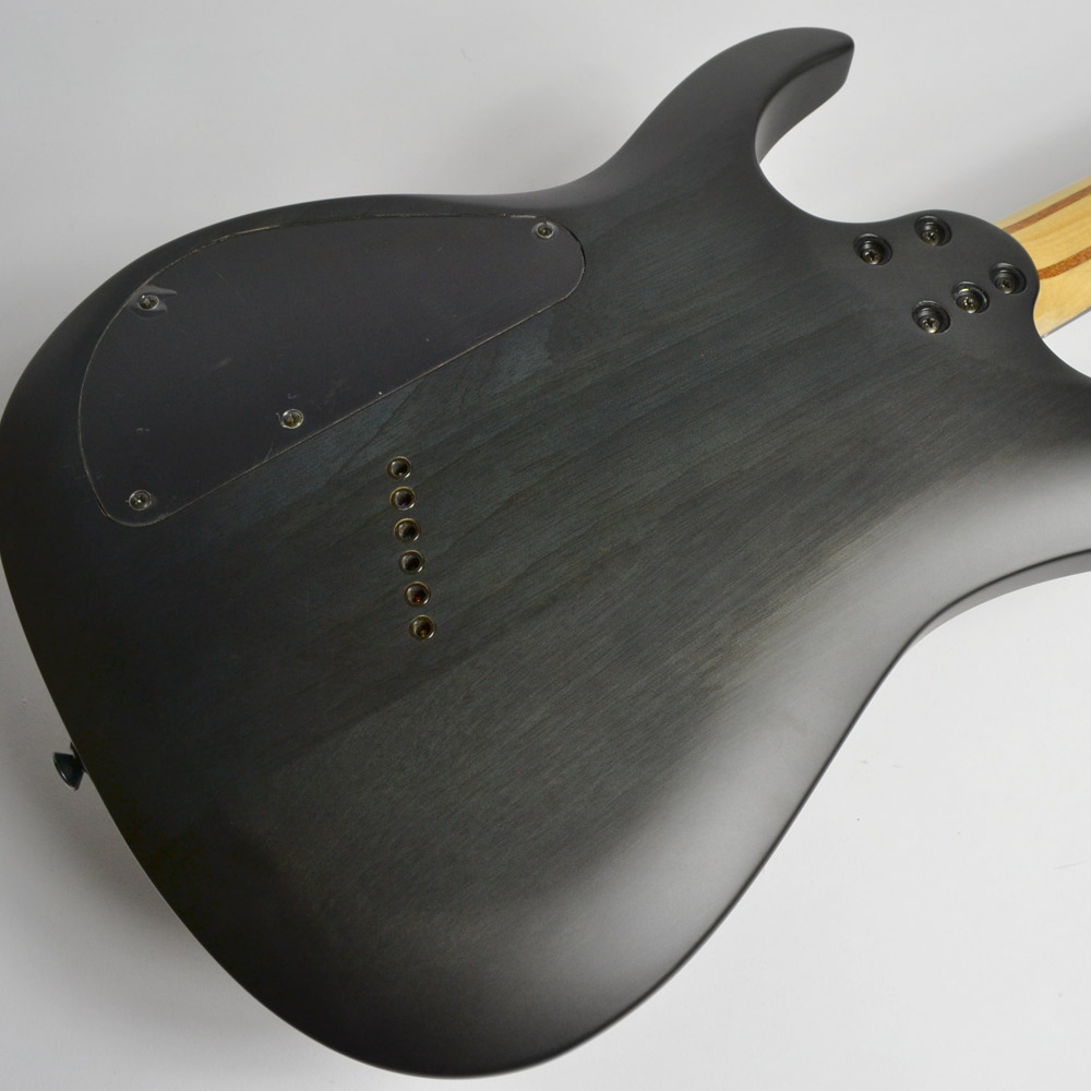 Ninja R 200-SE Fanned-Fret/Black/の全体画像(縦)