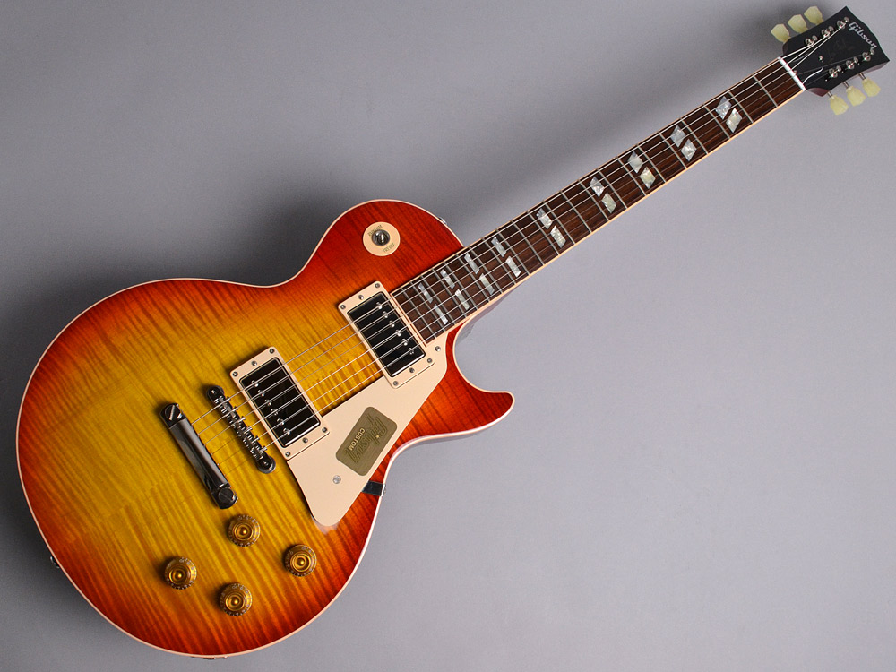 Les Paul Long Scaleのボディトップ-アップ画像