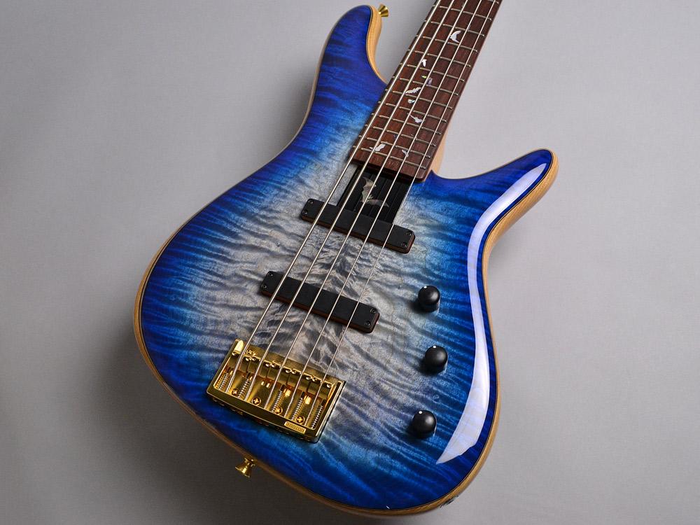 NB5HR EM/ASH Bat inray【Luthier's Model】