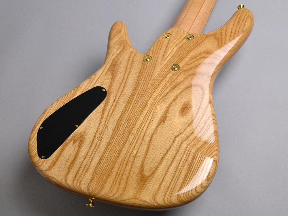 NB5HR EM/ASH Bat inray【Luthier's Model】のボディバック-アップ画像