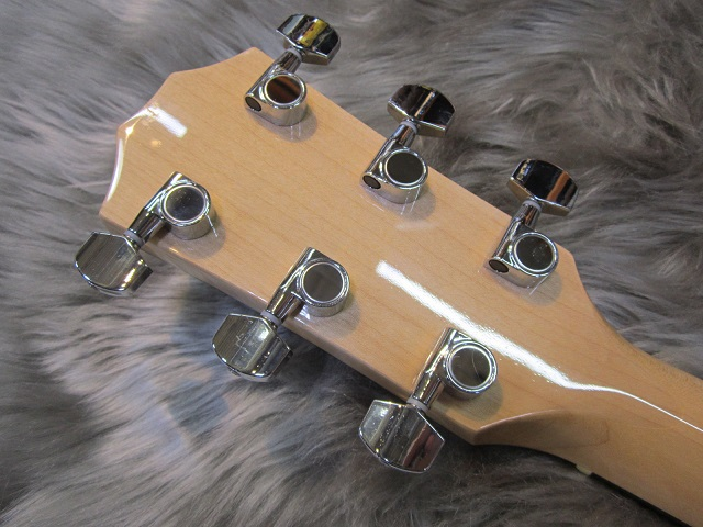 214ce Quilt Maple Deluxe Specialのヘッド裏-アップ画像