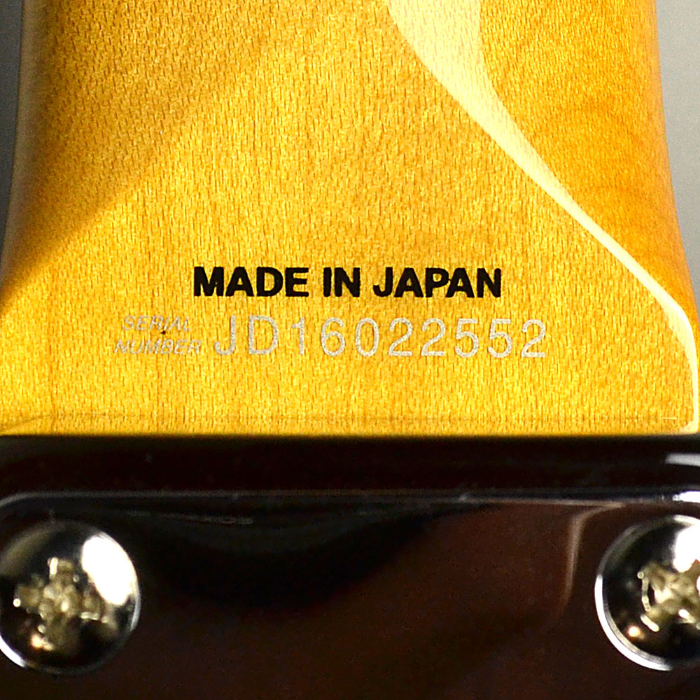 Japan Exclusive Series CLASSIC 60S JAZZMASTERの全体画像(縦)