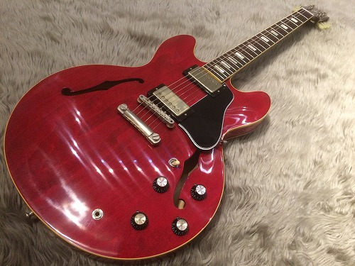 1963 ES-335 VOS