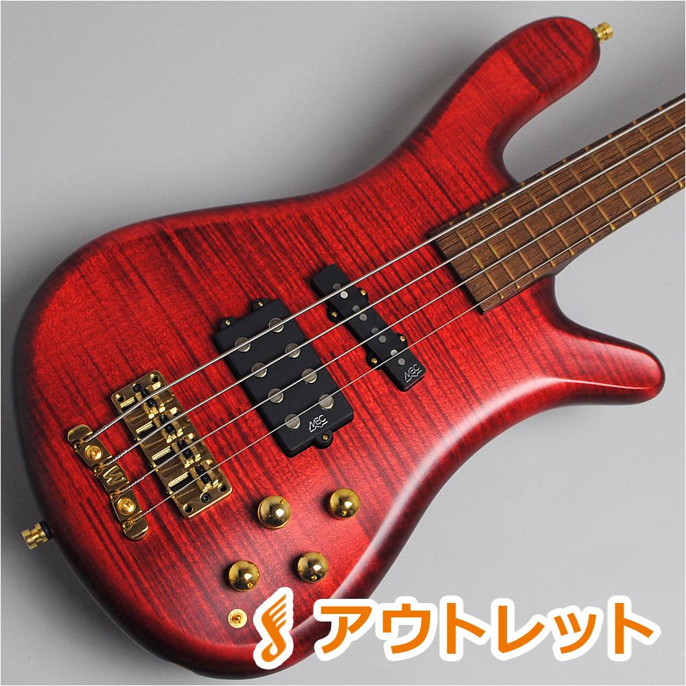 Streamer Jazzman 4 /Burgundy Red Oilのボディトップ-アップ画像