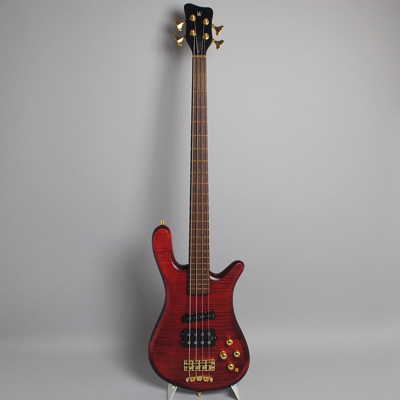 Streamer Jazzman 4 /Burgundy Red Oilの全体画像(縦)