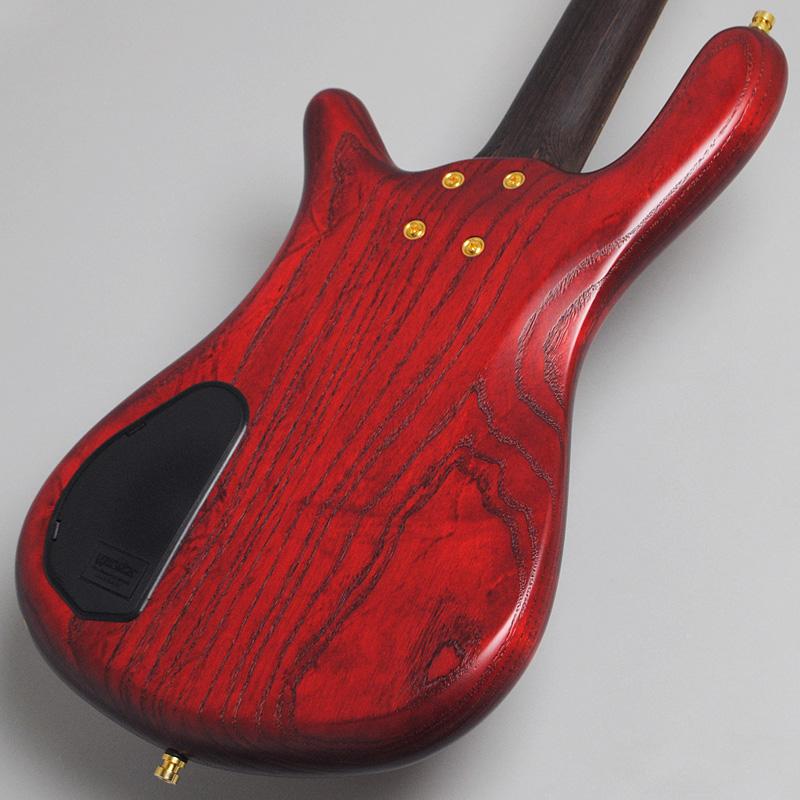 Streamer Jazzman 4 /Burgundy Red Oilのボディバック-アップ画像