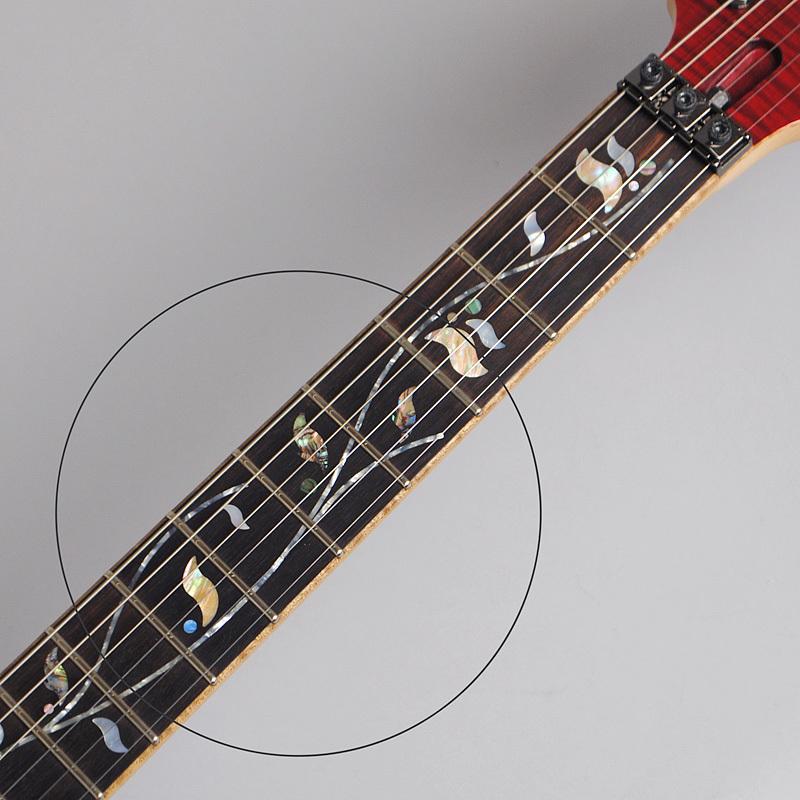 RG8420ZDの指板画像