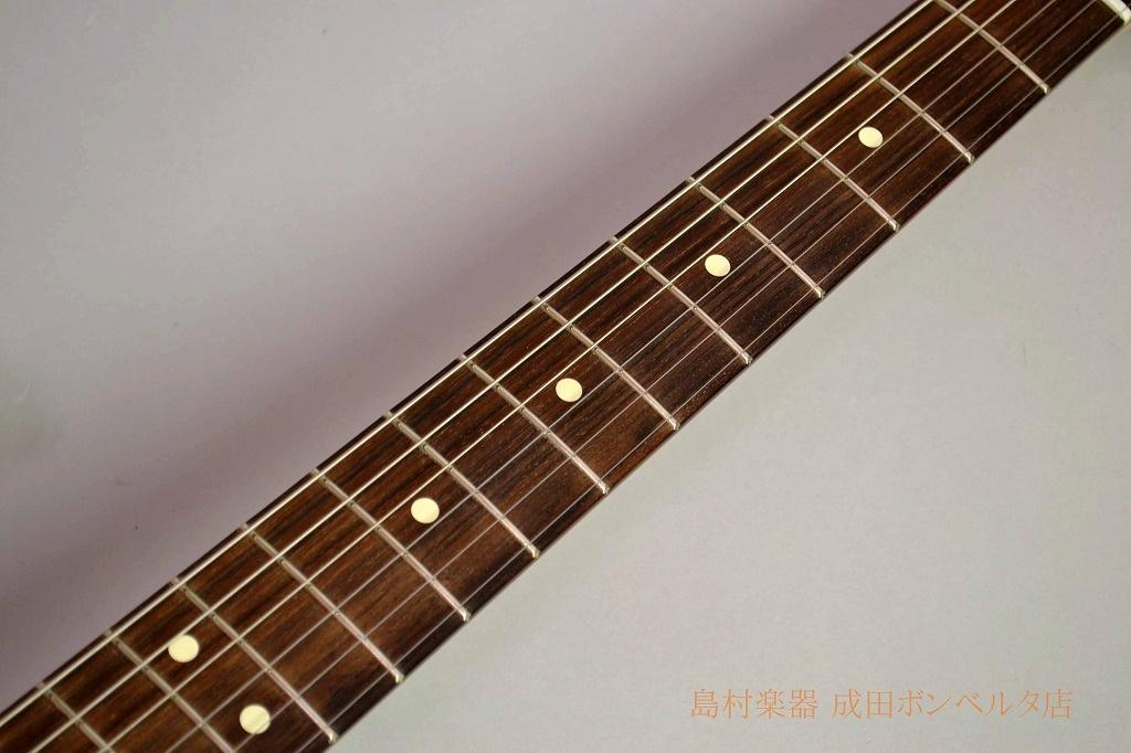 Classic Series 70s Stratocasterの指板画像