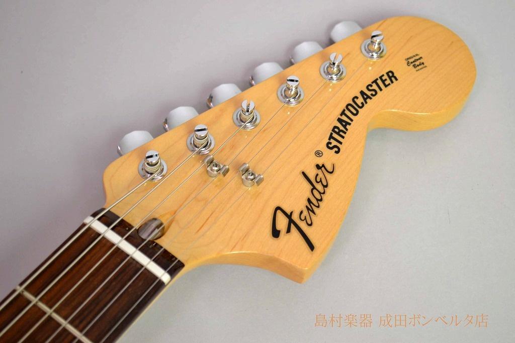 Classic Series 70s Stratocasterのヘッド画像