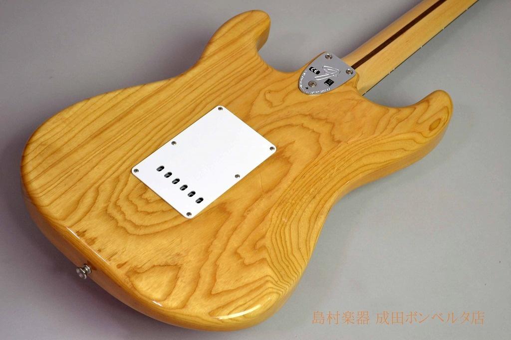 Classic Series 70s Stratocasterのボディバック-アップ画像