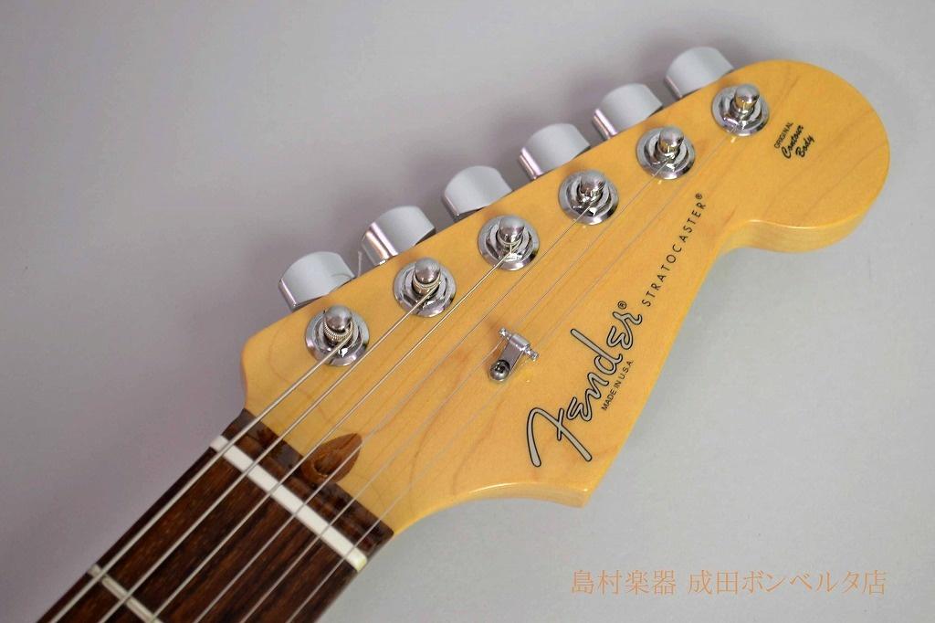 American Standard Stratocaster Upgradeのヘッド画像