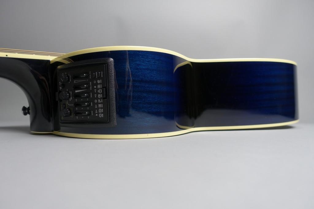 TDP500-6の指板画像