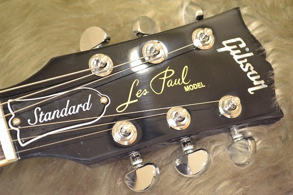 Les Paul Standard T 2017 Blueberry Burstのヘッド画像
