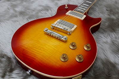 Les Paul traditional 2017 Tのボディトップ-アップ画像