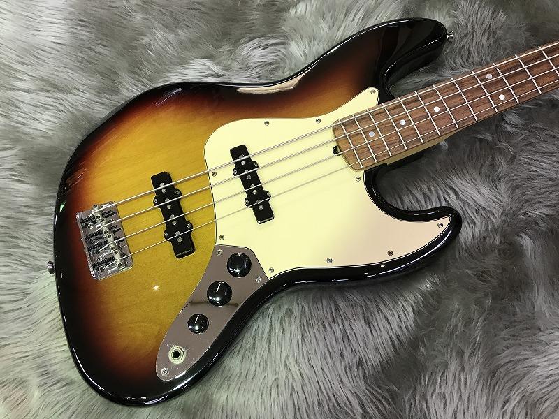 60th Anniversary American Jazz Bass / 3CS