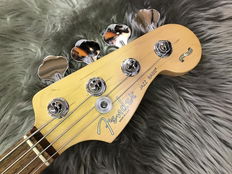 60th Anniversary American Jazz Bass / 3CSのヘッド画像