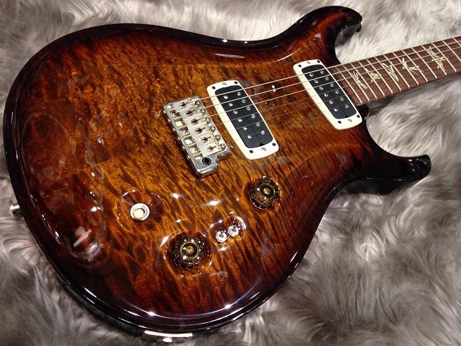 Paul's Guitar BW TR Qのボディトップ-アップ画像