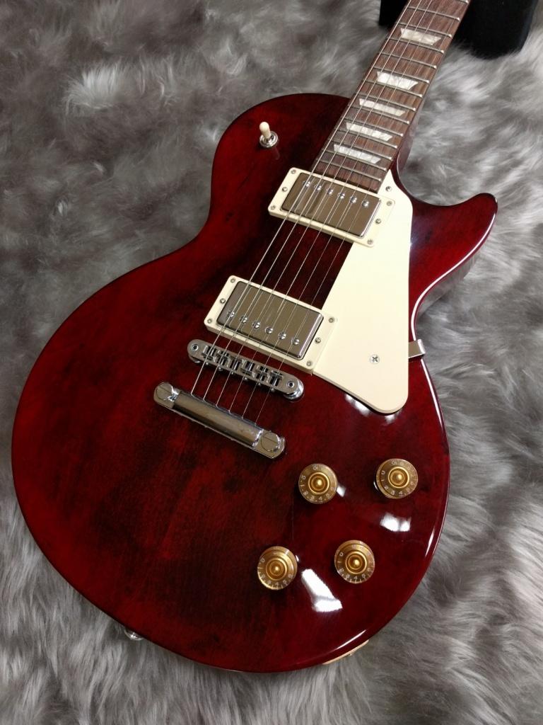Gibson Les Paul  Studio 2017のボディトップ-アップ画像