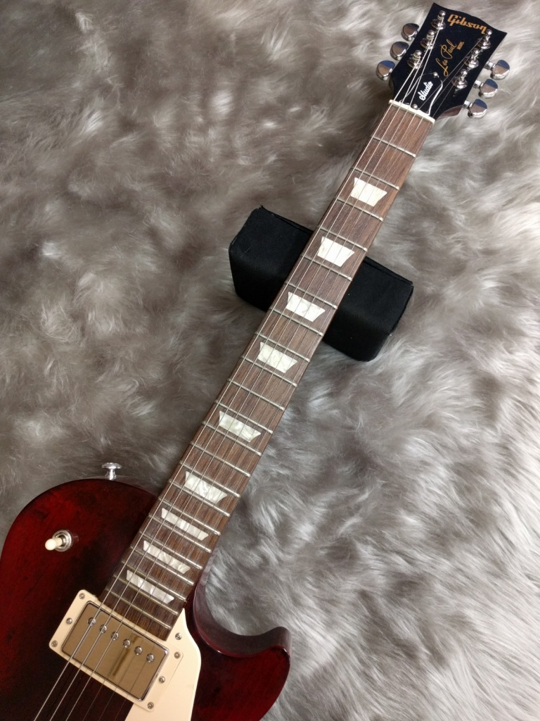 Gibson Les Paul  Studio 2017の指板画像