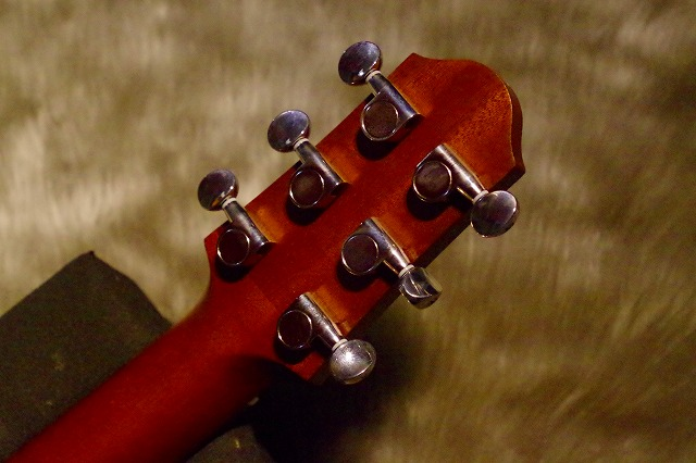 SLG200Sのヘッド裏-アップ画像
