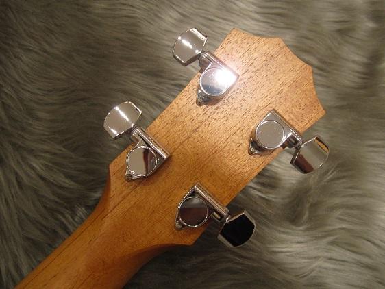 GS Mini-e Bassのヘッド裏-アップ画像