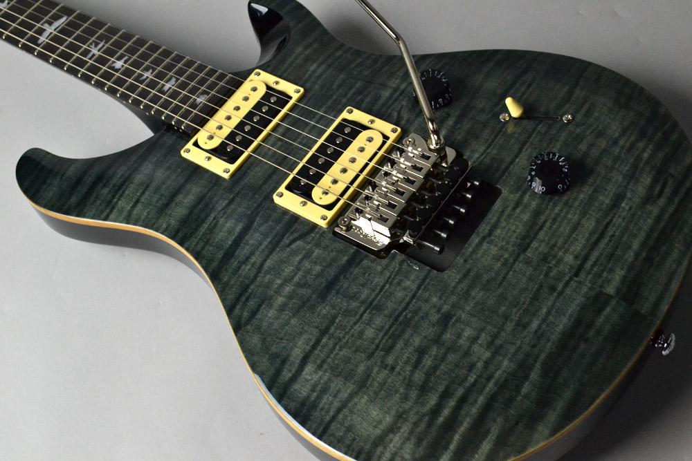 SE Floyd Custom 24 N/ GB Grey Blackの全体画像(縦)