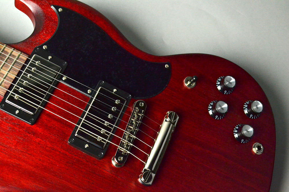 SG SPECIAL 2017 T /Satin Cherry /2017年製のケース・その他画像
