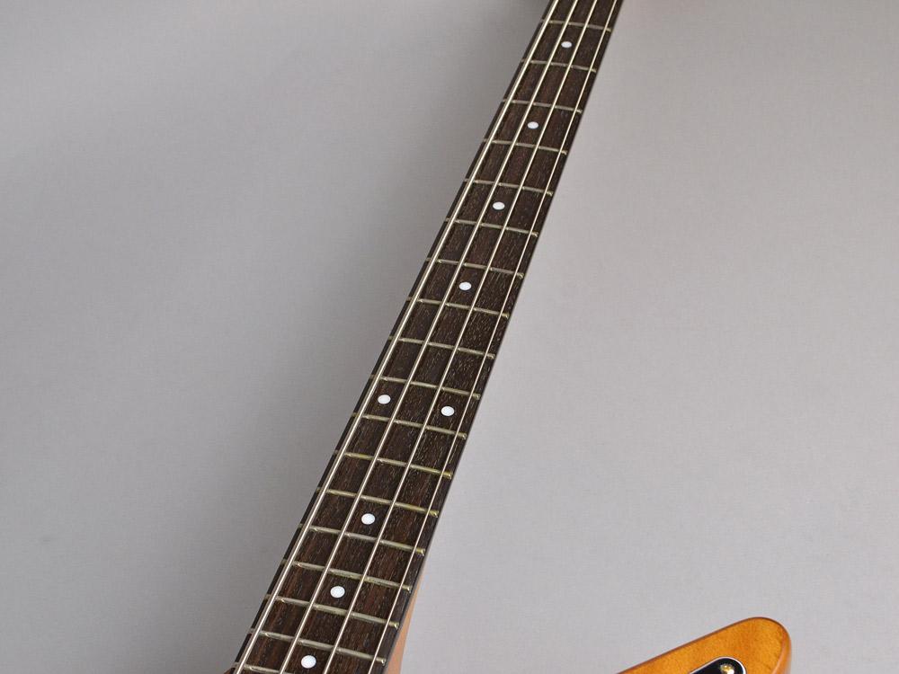 Ltd. Ed. Korina Explorer Bassの指板画像
