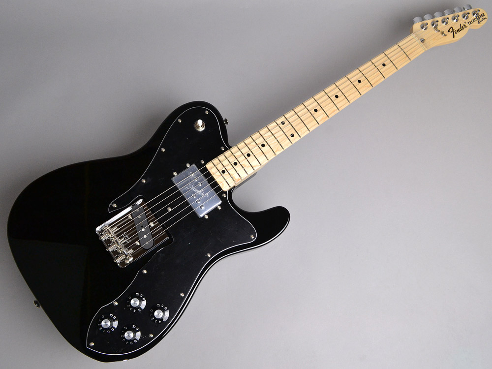Made in Japan Traditional 70s Telecaster Customのボディトップ-アップ画像