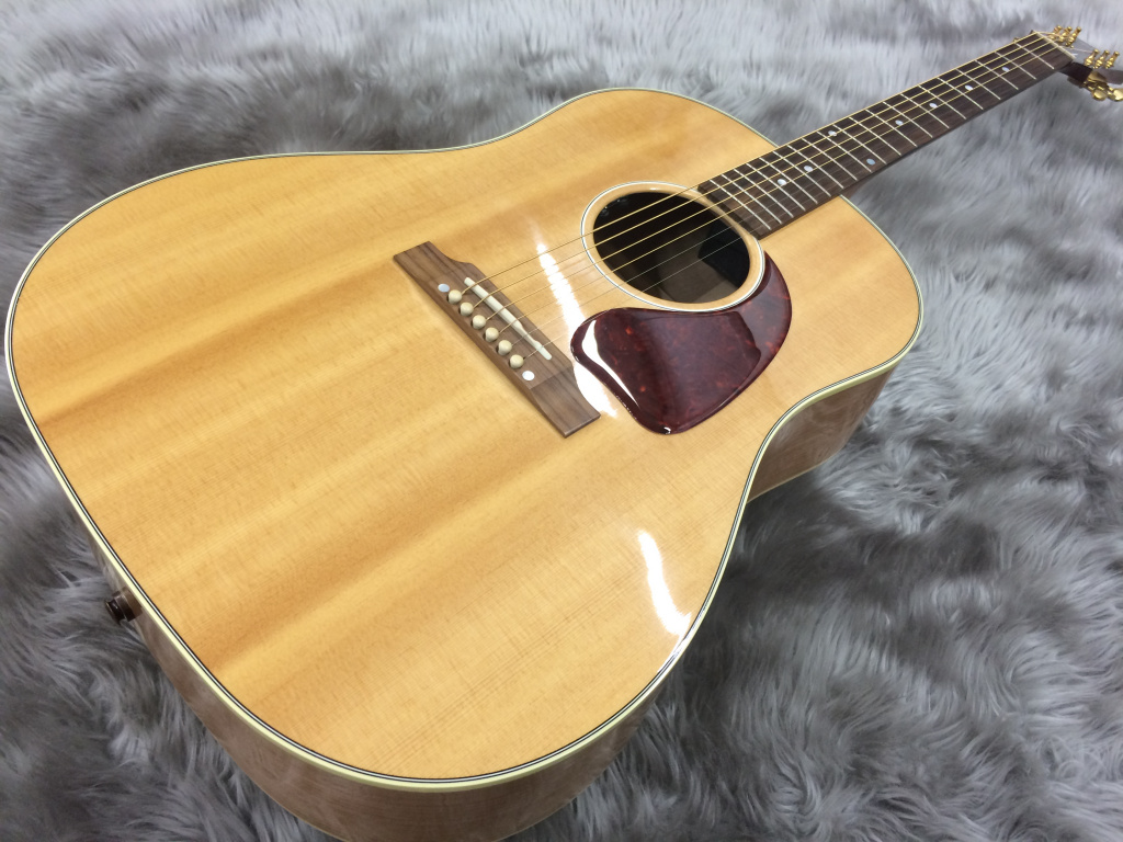 J-45 Big Leaf Maple