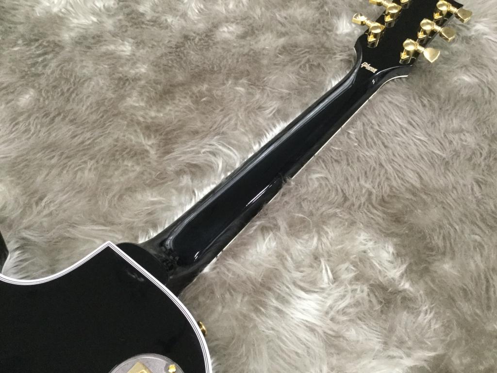 Les Paul Customの全体画像(縦)