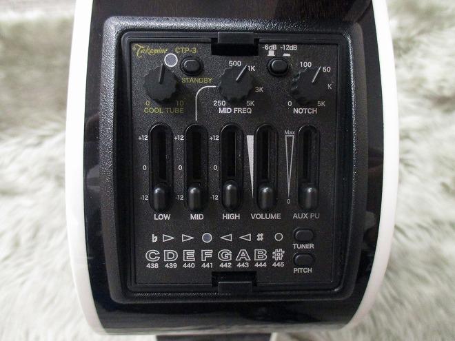TDP70Sの指板画像