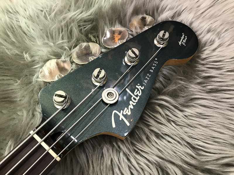 AJB【Aerodyne Jazz Bass】のヘッド画像
