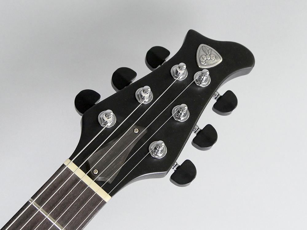 BLACK HORNETのヘッド画像