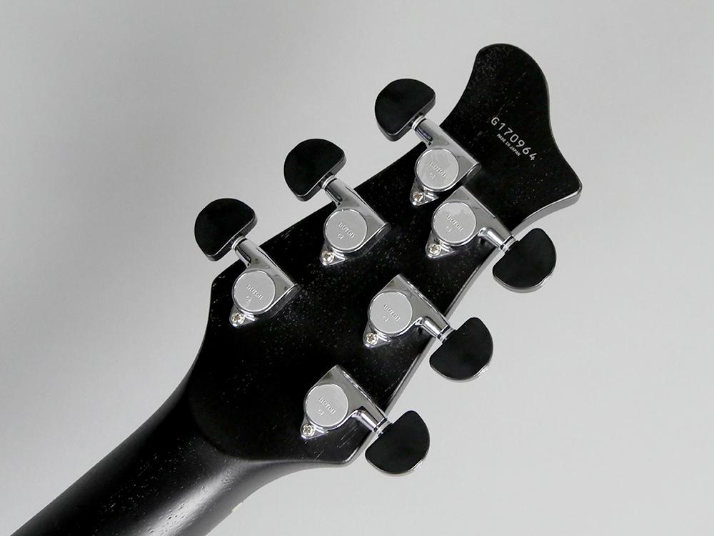 BLACK HORNETのヘッド裏-アップ画像
