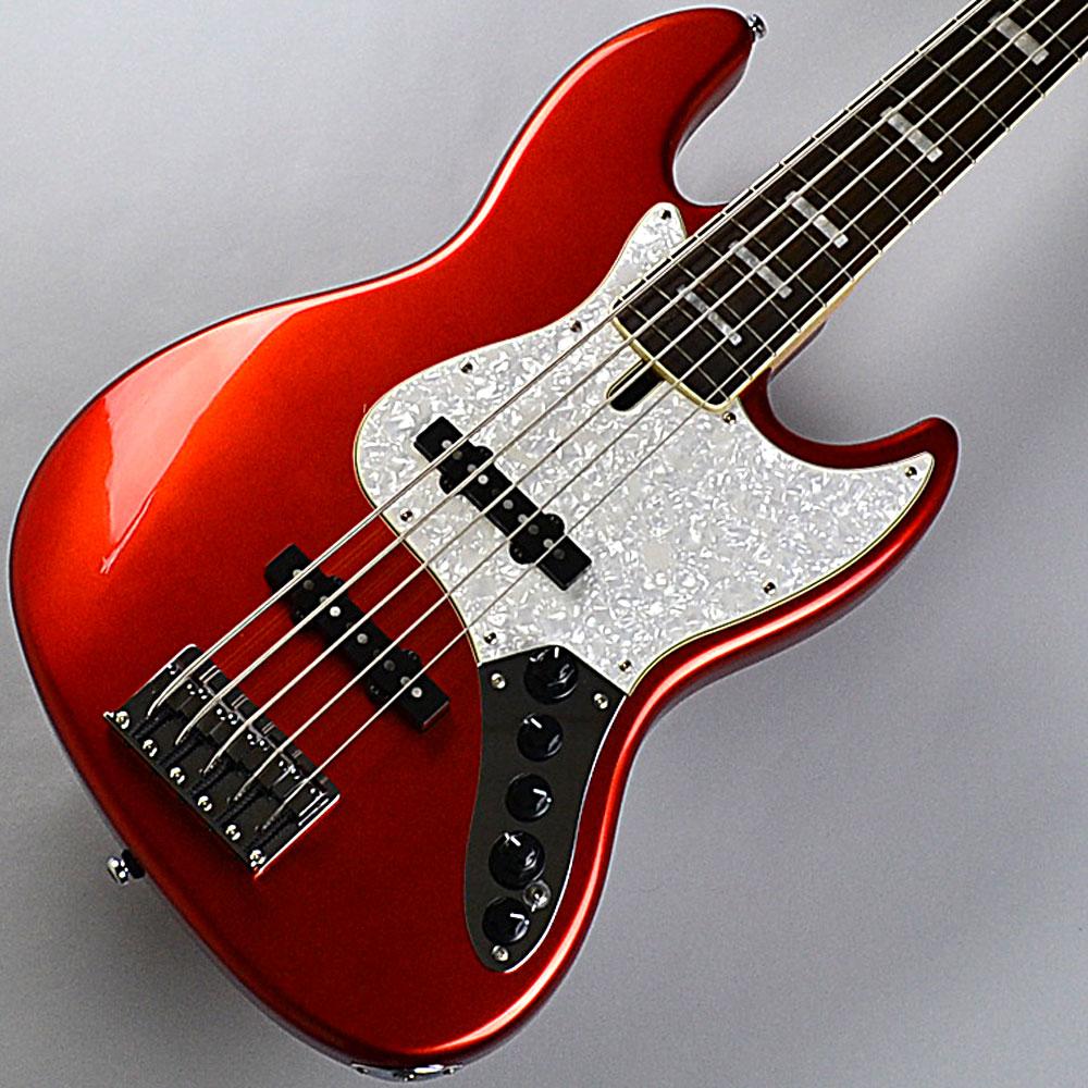 V7-5st/Alder/Bright Metalic Red