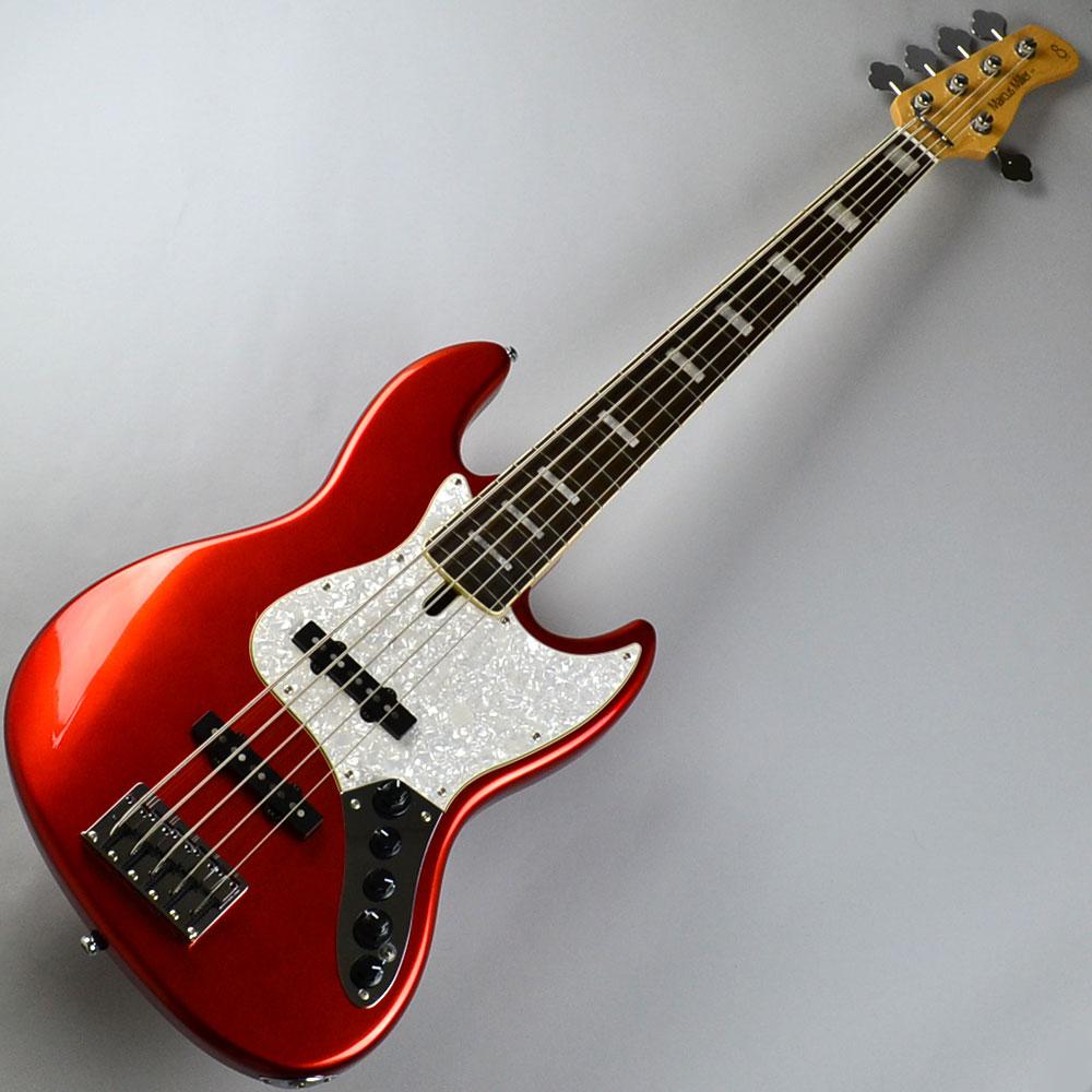 V7-5st/Alder/Bright Metalic Redのボディバック-アップ画像