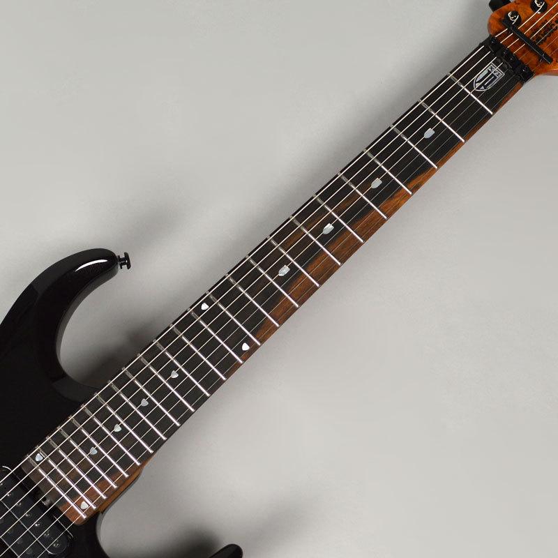 JP16 7st John Petrucci Black Lavaの指板画像