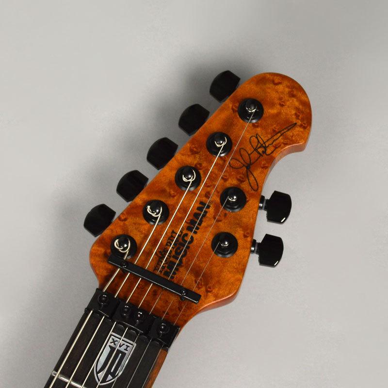 JP16 7st John Petrucci Black Lavaのヘッド画像