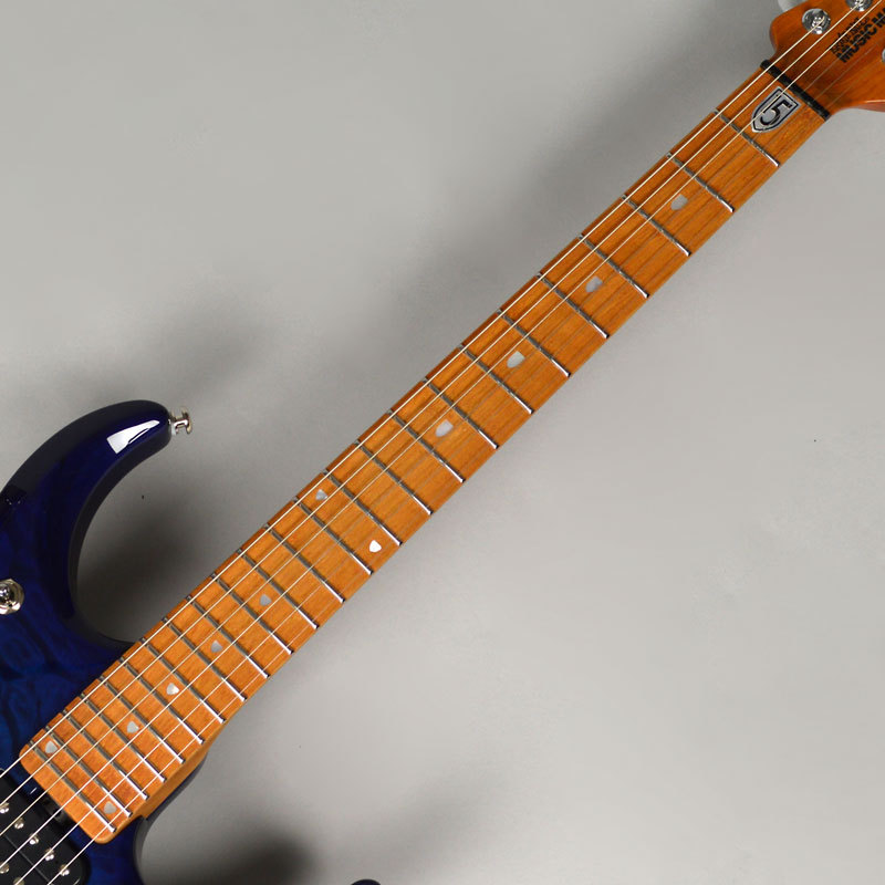 JP15 BFR 6st John Petrucci Blueberry Burstの指板画像