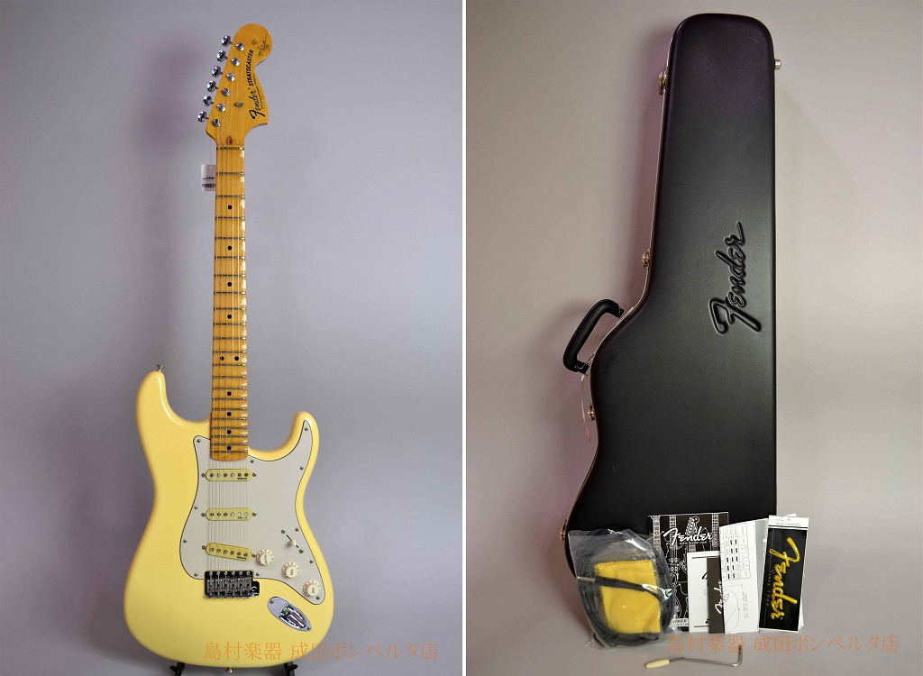 Yngwie Malmsteen Stratocasterのケース・その他画像