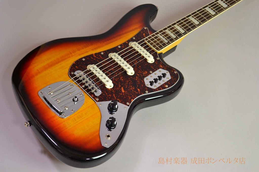 Vintage Modified Bass VIのボディトップ-アップ画像