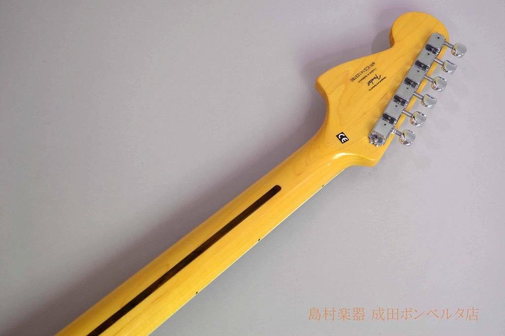 Vintage Modified Bass VIのヘッド裏-アップ画像