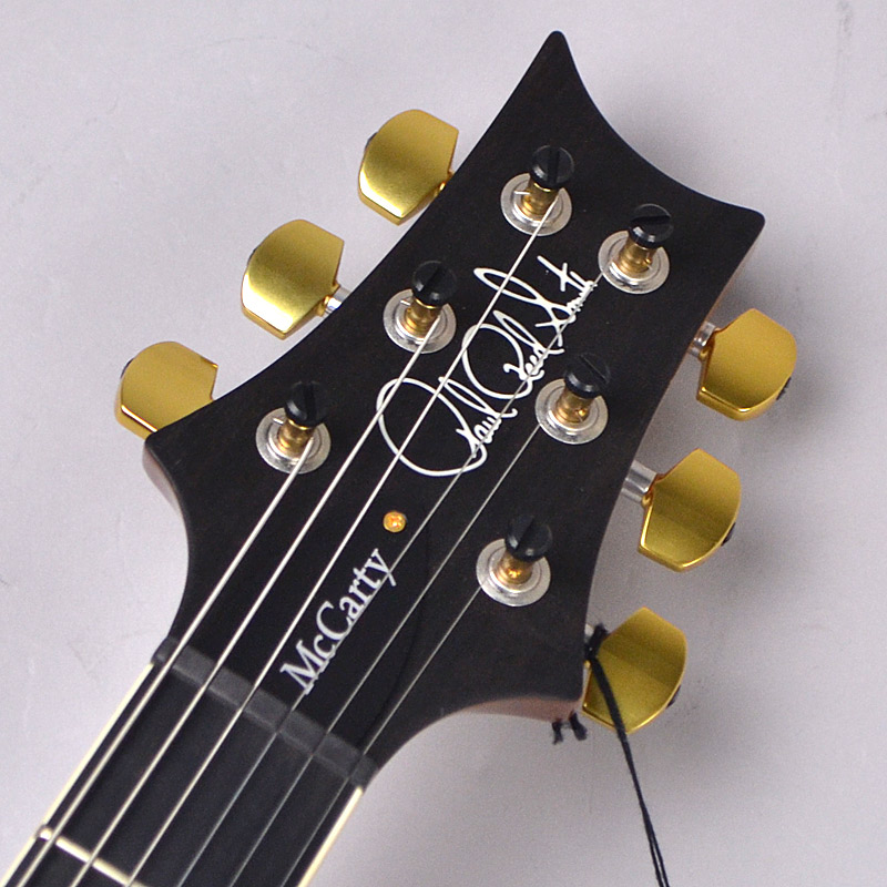 McCarty 58/15 Limited Blueberry 10topのヘッド画像