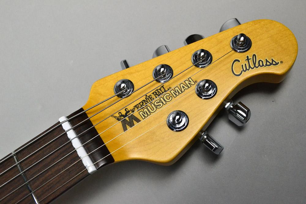 Cutlas Vintage Sunburst Rosewood Fingerboardのヘッド画像