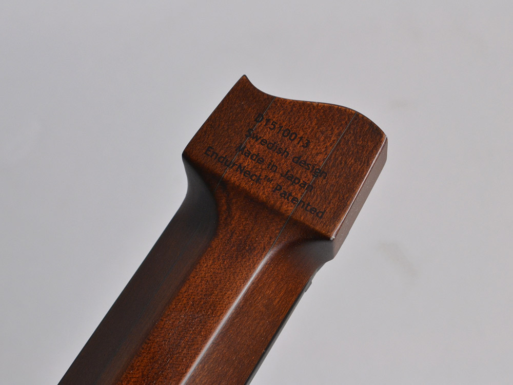 Boden J6 Blue/Brownのヘッド裏-アップ画像